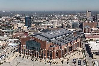 Lucas Oil Stadium - Image: Indianapolis 1872530