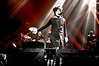 Indochine (band) French pop rock and new wave band