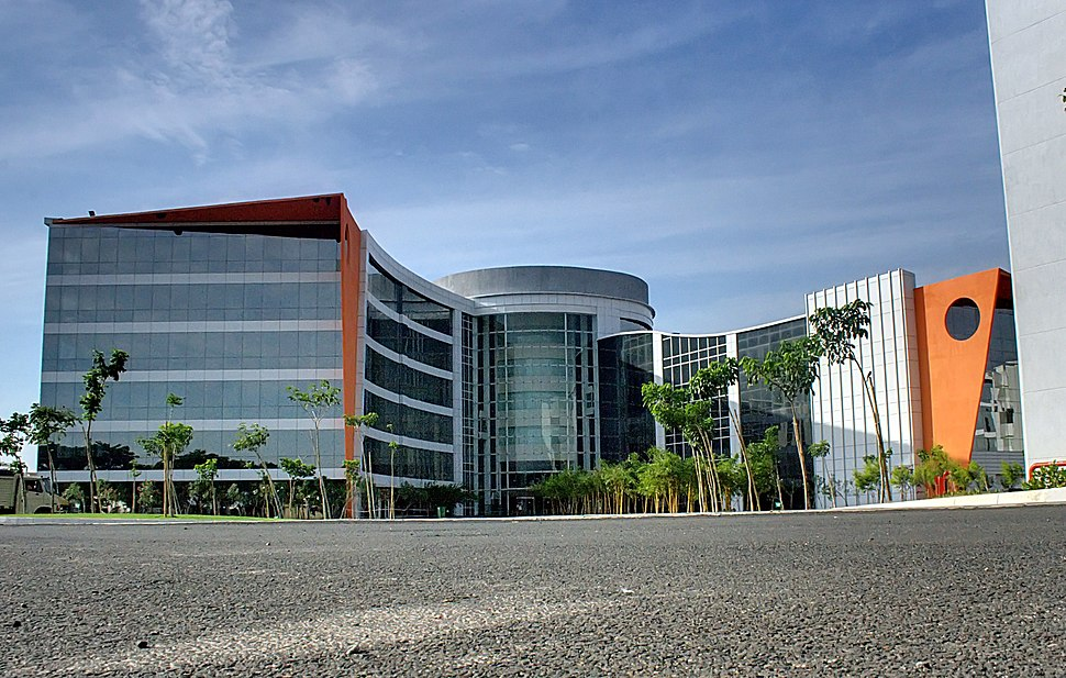Infosys Mcity, Building number 5