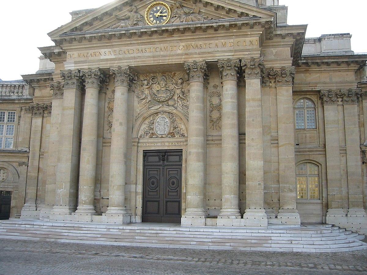 Academia de bellas artes francia wikipedia la for Arquitectura 7 bellas artes