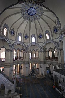 Interior of Sergius and Bacchus Church-6.JPG