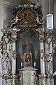 Interior of St. Laurentius Church in Retzbach (26823238891).jpg