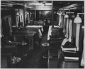 Interior of railroad cars. St. Louis - NARA - 283535.tif