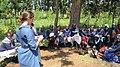 Introducing the Menstrual Cup to womens groups in Meru (5926652216).jpg