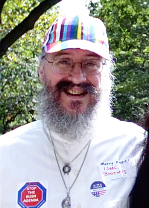 Isaac Bonewits - Isaac Bonewits in 2004