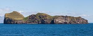 Elliðaey - Image: Isla Elliðaey, Islas Vestman, Suðurland, Islandia, 2014 08 17, DD 106