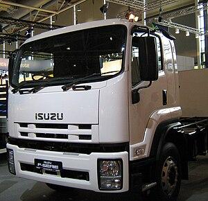 Isuzu Forward - Image: Isuzu F Series (2008)