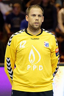 Ivan Stevanović (handballer) Croatian handball player