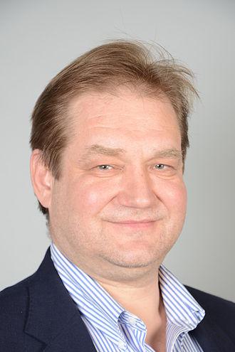 Estonian parliamentary election, 2007 - Image: Ivari Padar MEP 01