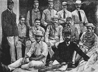 English cricket team in Australia in 1882–83