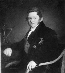 Jöns Jakob Berzelius, 1779-1848