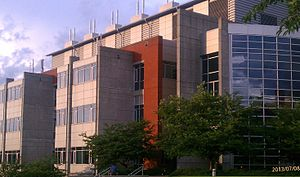 George W. Woodruff School of Mechanical Engineering - The J. Erskine Love Jr. Manufacturing Building