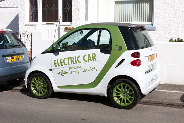 "Just how ""green"" is your electric car? (Image courtesy Wikimedia commons)"