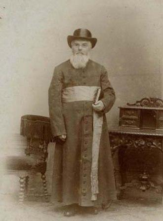 Johann Martin Schleyer - Image: JM Schleyer