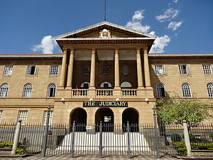 Government of Kenya - Supreme Court Buildings