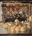 Jacopo torriti, le nozze di cana, basilica superiore di San francesco.jpg