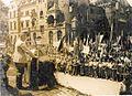Jaka Avšič govori na II. okrožni manifestaciji.jpg