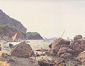 Jakob Alt - Die große Marine auf der Insel Capri - 1836.jpg
