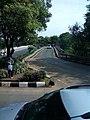 Jalan bambu kuning timur, melintas di atas jalan tol, dilihat dari jl. hankam, Cipayung, Jakarta Timur - panoramio.jpg