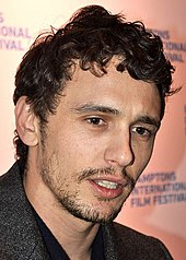 James Franco a East Hampton nel 2010