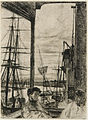 James McNeill Whistler - Rotherhithe - Google Art Project.jpg