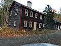 James Moulton House at 123 Cherry Street in Wenham MA Massachusetts USA built circa 1658.jpg