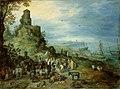 Jan Brueghel (I) - Kustlandschap met de roeping van Petrus en Andreas - Gal.-Nr. 883 - Staatliche Kunstsammlungen Dresden.jpg