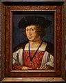 Jan gossaert, ritratto di floris van egmond, 1519.jpg