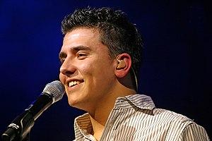 Jan Smit (singer) - Jan Smit concert in Zwolle in 2006