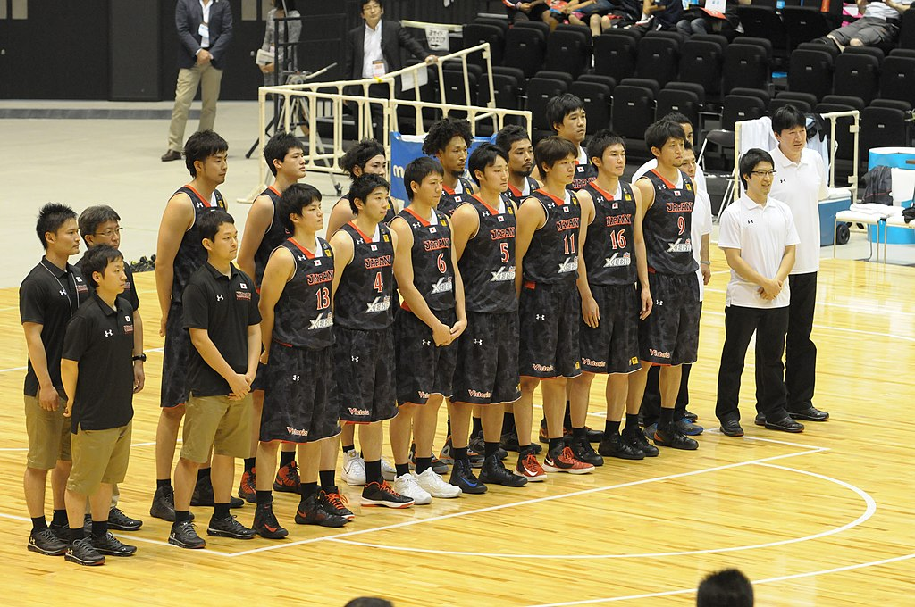 Japan basketball national team 20130629