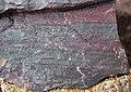 Jaspilite (Soudan Iron-Formation, Neoarchean, ~2.69 Ga; Soudan Mine, Soudan, Minnesota, USA) 4 (19031235575).jpg