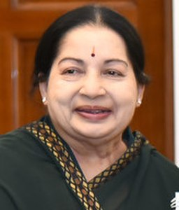 Jayalalithaa - WikiMili, The Free Encyclopedia