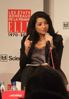 Jeannette Bougrab French lawyer and politician