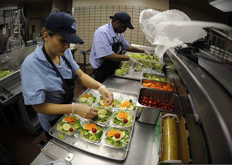 Food Service Worker Qualifications