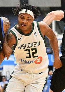 Jemerrio Jones American basketball player