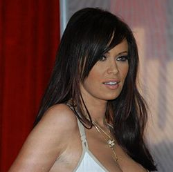 Jenna Jameson at 2005 AEE Friday 7.JPG
