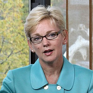 Goldman School of Public Policy - Image: Jennifer Granholm (cropped)