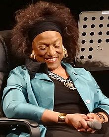 Description de l'image Jessye Norman Glimmerglass 2014 (cropped).jpg.