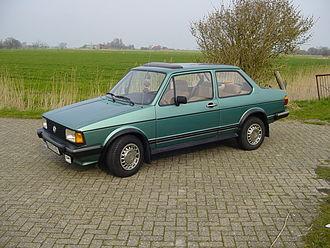 Volkswagen Jetta - German market 1982 Jetta Diesel 2-door