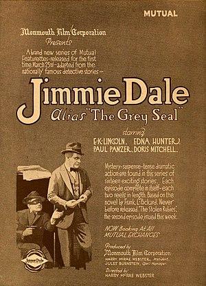 Jimmie Dale - Jimmy Dale, film (1917)