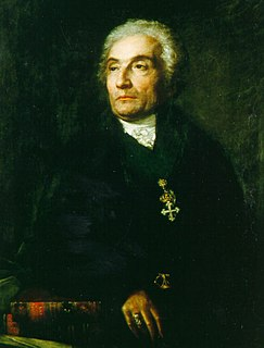 Joseph de Maistre Savoyard philosopher, writer, lawyer, and diplomat (1753-1821)