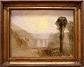 Jmw turner, ponte e capre, il ponte delle torri a spoleto, 1840-45 ca.jpg