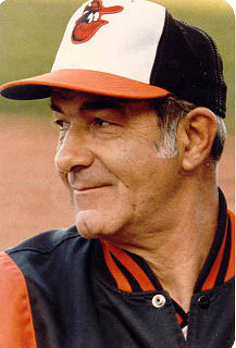 Joe Altobelli American professional baseball player, coach, and broadcaster