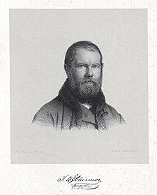 Johann Wilhelm Schirmer (1853) (Source: Wikimedia)