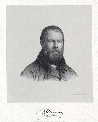Johann Wilhelm Schirmer - Johann Wilhelm Schirmer (1853)