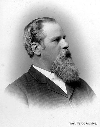 John J. Valentine Sr. - John J. Valentine, President of Wells Fargo 1892-1901