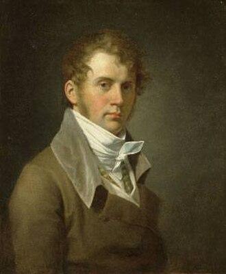 John Vanderlyn - Metropolitan Museum of Art Self portrait, John Vanderlyn, 1800