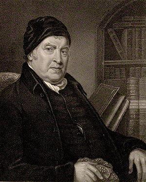 John Fawcett (theologian) - John Fawcett in 1814.