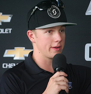John Hunter Nemechek American racing driver