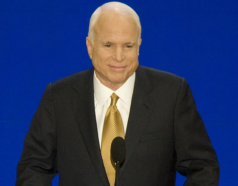 John McCain addresses the audience at the convention, St. Paul, Minnesota LCCN2010719280 (cropped1).jpg